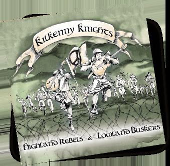 Irish Folk Rock ALbum - Kilkenny Knights